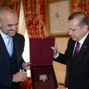 Έντι Ράμα – Αλβανία: Τουρκία, στρατηγικός μαςσύμμαχος…