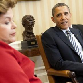 Σνόμπαρε τον Μπάρακ Ομπάμα η πρόεδρος τηςΒραζιλίας…