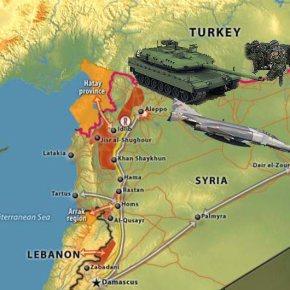 Οι επιπτώσεις στην Τουρκία από μια επίθεση στηνΣυρία
