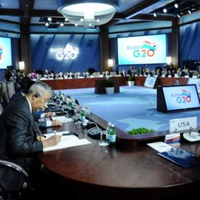 H ρωσική οικονομική ατζέντα στη Σύνοδο Κορυφής τουG20