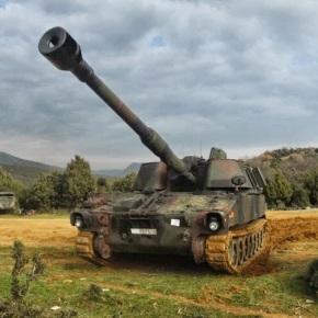 Ζεσταίνουν τις μηχανές τα Άρματα και τα Αυτοκινούμενα στονΈβρο…