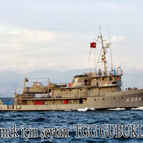 Που χάθηκε το TCG ÇUBUKLU σήμερα ; Γιατί ο Α/ΓΕΕΘΑ είπε για πλοία στη θάλασσα;