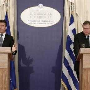 Ράσμουσεν για Σκόπια:Το βέτο Καραμανλή ήταν ξεκάθαρο καιισχύει!