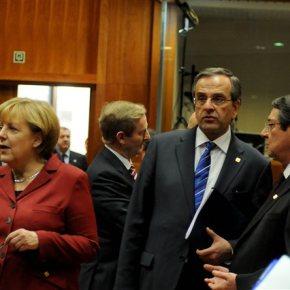 Σαμαράς στις Βρυξέλλες: Είμαστε εδώ για να βρούμε λύση στο οξύ πρόβλημα της παράνομης μετανάστευσης Κατ΄ιδίαν συνάντηση του Πρωθυπουργού με τη Μέρκελ – Η ελληνική πλευρά τής κατέστησε σαφές ότι η χώρα δεν αντέχει άλλα μέτρα – Η Σύνοδος Κορυφης συνεχίζεται τηνΠαρασκευή