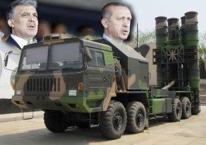 Σύγκρουση Erdoğan-Gül για την επιλογή των κινεζικώνFD-2000