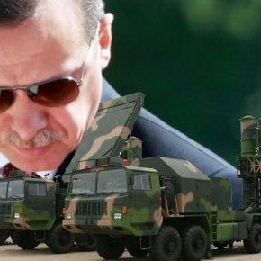 Η Τουρκία επικαλείται το παράδειγμα της Ελλάδας για την προμήθεια κινεζικών αντιαεροπορικώνσυστημάτων!