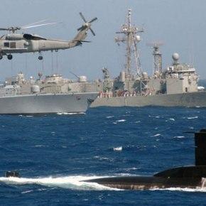 ΑΣΚΗΣΗ ΣΤΗ ΔΟΚΟ ΜΕ ΣΤΟΧΟ ΤΗ Χ.Α. Μαχητικά, ελικόπερα, πλοία & Ειδικές Δυνάμεις σε ένα 3ωρο σώου για Α.Σαμαρά
