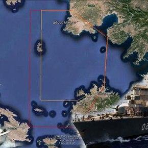«ΕΜΠΟΔΙΣΤΕ ΤΟ TCG CUBUKLU» – Πλοία του ΠΝ και του ΛΣ συγκλίνουν στην περιοχή ερευνών της τουρκικήςNAVTEX…