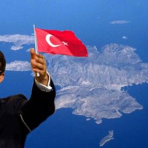 ΓΙΑ ΠΡΩΤΗ ΦΟΡΑ  – Έδαφος της Καλύμνου δέσμευσαν οι Τούρκοι γιαέρευνες!