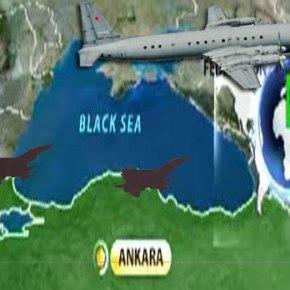 ΑΝΗΣΥΧΗ Η ΑΓΚΥΡΑ – Τουρκία: Αναχαίτισε ρωσικόΙL-20