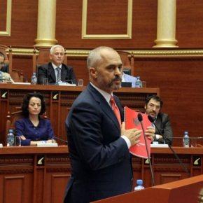 Αλβανία: Η Κομισιόν ανοίγει τον δρόμο προς την ΕΕ Της χορηγείται άνευ όρων καθεστώς υποψήφιας προς ένταξηχώρας