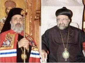 Μεγάλος Μουφτής Συρίας: Οι δύο Ορθόδοξοι επίσκοποι βρίσκονται στηνΤουρκία
