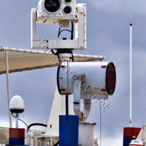 Θερμικές κάμερες και σύστημα »κατάδειξης» στόχου …Στα σκάφη της ΤούρκικηςΑκτοφυλακής