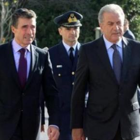 NATO: «Να εκπαιδευόμαστε όλοι μαζί και για οικονομία» – Τι είπαν Αβραμόπουλος –Ράσμουσεν