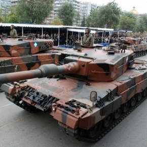 Μήνυμα ισχύος και αποτροπής από τις Ένοπλες Δυνάμεις και στη παρέλαση της 28ηςΟκτωβρίου