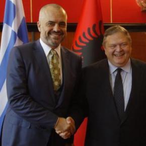 ΣΥΝΑΝΤΗΣΗ ΜΕ ΒΕΝΙΖΕΛΟ.Ράμα: Nα δώσουμε νέα διάσταση στις σχέσεις Ελλάδας –Αλβανίας