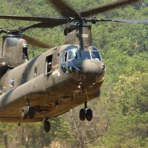 Ο κύβος ερρίφθη: Στη Βουλή τα 10 Chinook CH-47D από τιςΗΠΑ