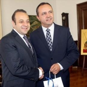 Καράογλου – Μπαγίς: Κοινή βούληση για αναβάθμιση των ελληνοτουρκικώνσχέσεων