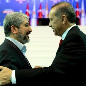 Αντίποινα Ερντογάν για Σαμαρά-Ελλάδα στο Ισραήλ μέσωΧαμάς;
