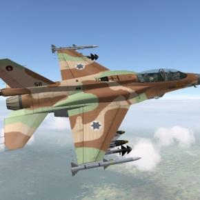 «ΑΝΔΡΟΜΕΔΑ 2013» Δεκάδες ισραηλινά μαχητικά επάνω από Πελοπόννησο-Στερεά Ελλάδα &νησιά