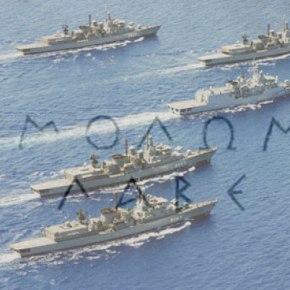 ΕΥΤΥΧΩΣ ΠΟΥ ΥΠΑΡΧΟΥΝ ΚΑΙ ΟΙ ΕΔ… Με 11 φρεγάτες απάντησε σήμερα το Πολεμικό Ναυτικό στο TCGCUBUKLU!