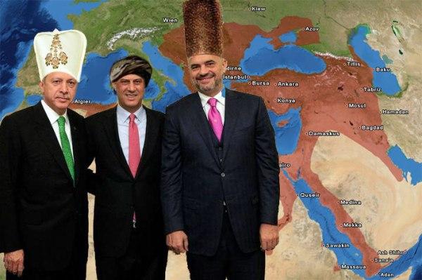 Giousoufakia-tou-Erdogan_Thaci_Rama