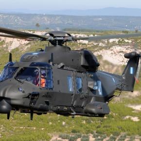 ΕΝΙΣΧΥΣΗ ΣΕ ΡΥΘΜΟ ΧΕΛΩΝΑΣ…Ηρθε το 7ο NH-90 με 5 χρόνιακαθυστέρηση!