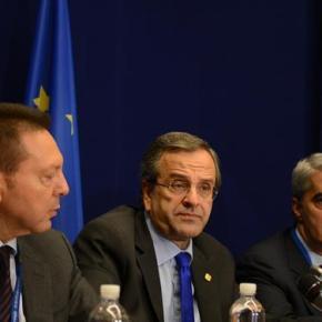 Σαμαράς στις Βρυξέλλες: «Η παράνομη μετανάστευση είναι παράγοντας αποσταθεροποίησης όλης τηςΕυρώπης»