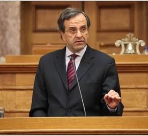 Ο Αντώνης Σαμαράς αισιοδοξεί για την ψήφιση των μέτρων – Τα σενάρια για την επόμενη μέρα Ο Πρωθυπουργός προτάσσει το δίλημμα «μέτρα ήχάος»