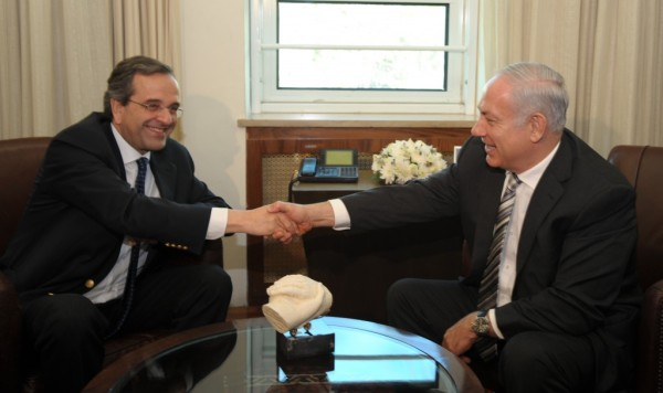 Samaras_Netanyahu