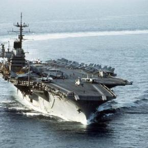 Η αμερικανοτουρκική «ναυμαχία» στοΑιγαίο