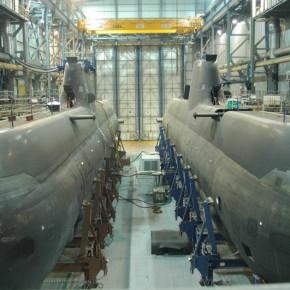 Εξεταστική για όλο το πρόγραμμα των υποβρυχίων… θαγελάσουμε
