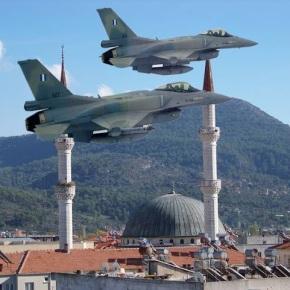 'Οταν τα Ελληνικά Μαχητικά κυνήγησαν τα Τούρκικα μέχρι το αεροδρόμιο του …Dalaman!