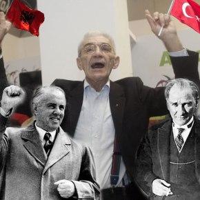 ΑΝΤΕΘΝΙΚΗ ΚΑΙ ΑΝΕΥΘΥΝΗ ΚΙΝΗΣΗ ΑΠΟ Γ.ΜΠΟΥΤΑΡΗ Μετονόμασε την πλατεία Καραϊσκάκη στη Θεσσαλονίκη σε Δυρράχιο-Αλβανία!