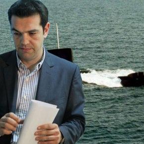 Ο Τσίπρας κρατά στην επιφάνεια τα υποβρύχια και πιέζει τη ΝΔ να πάρει θέση γιαεξεταστική