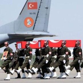 Ετοιμάζεται και πάλι για πόλεμο με το PKK ηΤουρκία…