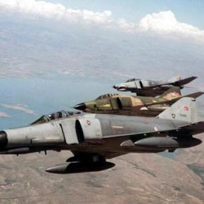«Οι Έλληνες δεν μπορούν να κάνουν αερομαχίες» λένε οιΤούρκοι