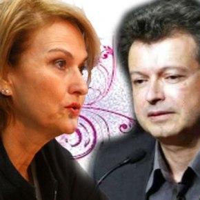 ΣΥΓΧΑΡΗΤΗΡΙΑ ΜΕΣΩ ΤWITTER M.Ρεπούση: «Ο Τατσόπουλος έχει πολιτικήτόλμη»