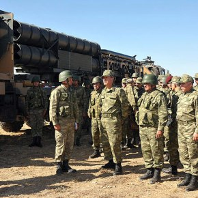 Οριακά αυξημένος ο προϋπολογισμός άμυνας, ασφάλειας και πληροφοριών τηςΤουρκίας