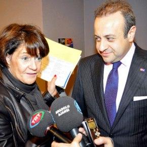 ΕΕ προς Ερντογάν: Μαζέψτε επιτέλους τον ΕγκεμένΜπαγκίς…