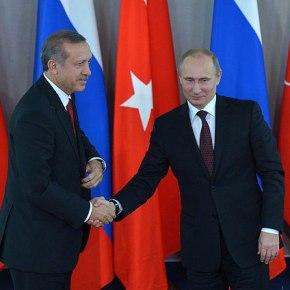 Επιβεβαίωση των άριστων σχέσεωνΤουρκίας-Ρωσίας