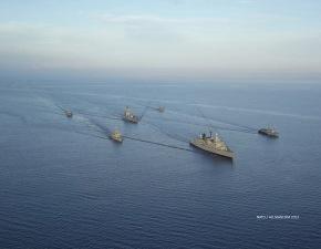 Άσκηση ναρκοπολέμου «ΑΡΙΑΔΝΗ 2013» και υποστήριξη της Επιχείρησης ACTIVE ENDEAVOUR από το ΠολεμικόΝαυτικό