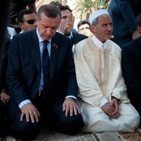 Ο… Αλλάχ και η τακτική που ακολουθεί οΕρντογάν!