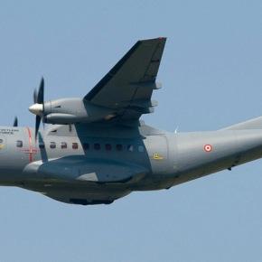 Ti ψάχνει το Τούρκικο CN-235 στο Αιγαίο;