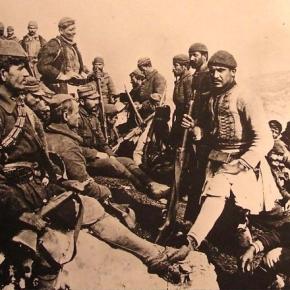 Με όπλο τον Σταυρό στα πεδία των μαχών: Οι Στρατιωτικοί Ιερείς στους ΒαλκανικούςΠολέμους