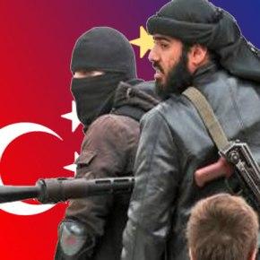 ΕΝΤΑΓΜΕΝΟΙ ΣΤΙΣ ΟΜΑΔΕΣ ΤΗΣ ΑΛ ΚΑΪΝΤΑ – 500 Toύρκοι πολεμούν στην Συρία – 75νεκροί