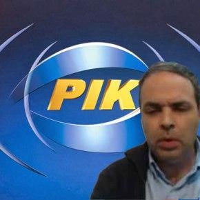 Συνέντευξη του Νίκου Λυγερού στο ράδιο ΡΙΚ1 με τη Βίκυ Νιούλικου,13/11/2013.