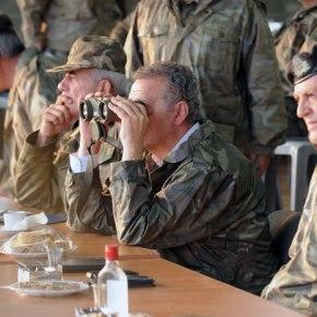 Άσκηση «ΑΣΤΡΑΠΗ» της Εθνικής Φρουράς(Φωτογραφίες)