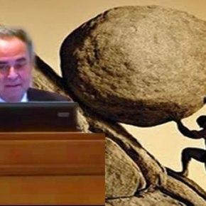 Σύγχρονοι Σίσυφοι γίναμε οι Έλληνες! Του ΓιώργουΠιπερόπουλου
