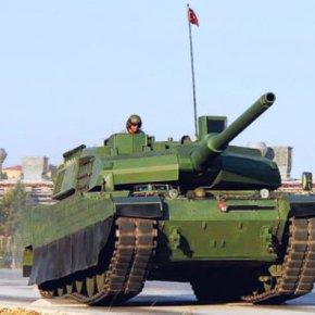 Τουρκία: Πλησιάζει η πρώτη παραγγελία του Altay(ΒΙΝΤΕΟ)